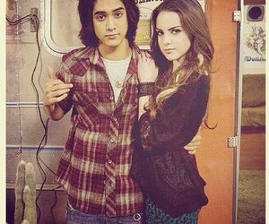 beck, avan jogia, and victorious image