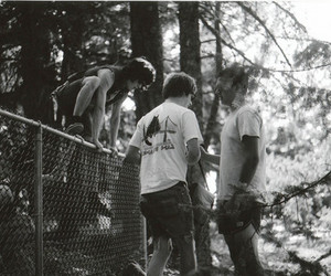 boys and woods image