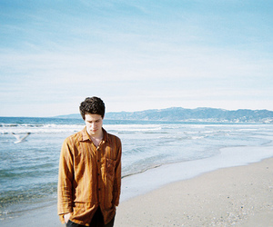 boy, beach, and hipster image