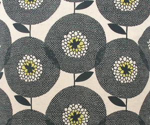 art, flowers, and pattern image
