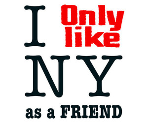 friends, funny, and new york image