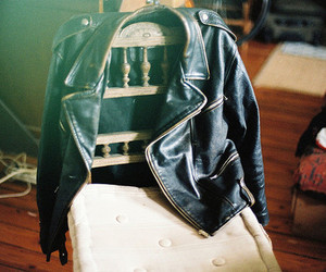 jacket, vintage, and photography image