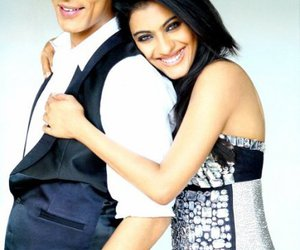 kajol, bollywood, and shahrukh khan image