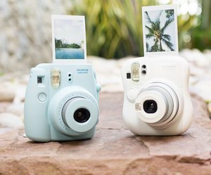 instax mini instant cameras the photo on we heart it