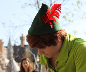 disney, peter pan, and photography image