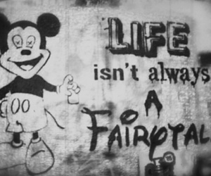 life, quote, and disney image