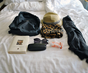 apple, backpack, and bag image