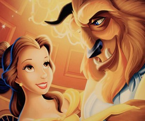 beast and disney image