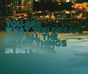 blue, photography, and quote image