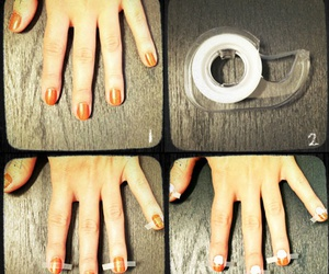 nails, Halloween, and tutorial image