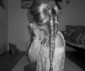 adorable, blond, and braid image