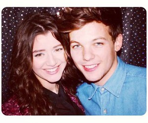 adorable, louis tomlinson, and eleanor calder image