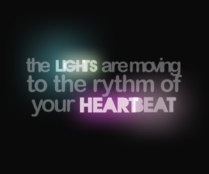 heartbeat and lights image