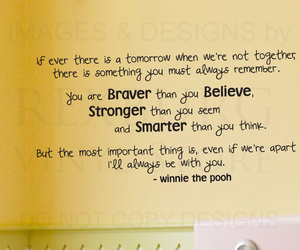 believe, brave, and strong image