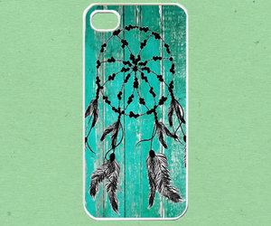 case, dream catcher, and iphone image