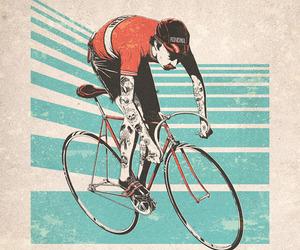bike, track, and fixed image