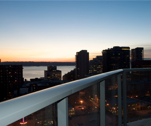 balcony, Condos, and seattle image