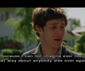 quote, the oc, and adam brody image