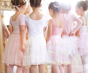 ballet, girls, and cute image
