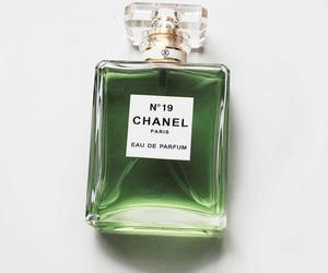 chanel, perfume, and green image