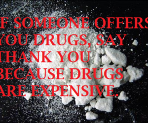 drugs, lol, and red image