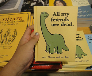 book and dead image
