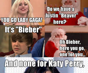 katy perry, Lady gaga, and mean girls image