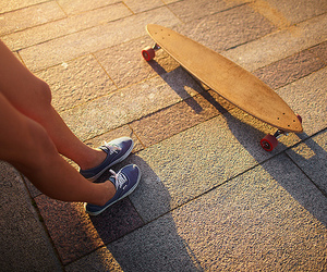 girl, vans, and photography image