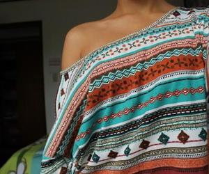 aztec, clothes, and like image