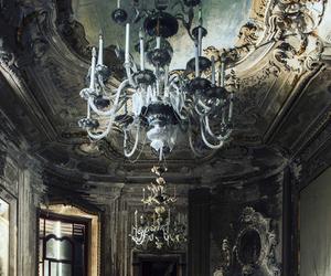 architecture, dark, and vintage image