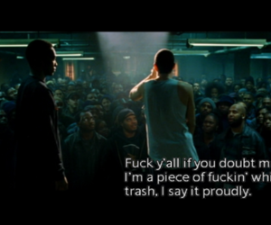 eminem, 8 mile, and quote image