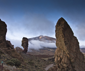 tenerife and teide image