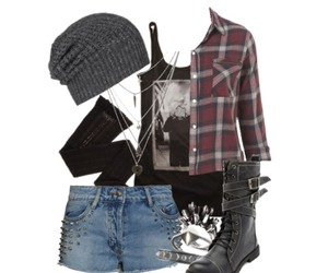 indie, outfits, and rock image