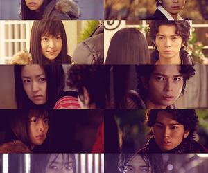 matsujun, inoue mao, and drama image
