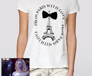 black, t-shirt, and pll image