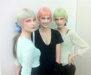 backstage, chanel, and cruise image