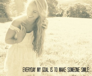 girl, goal, and quote image