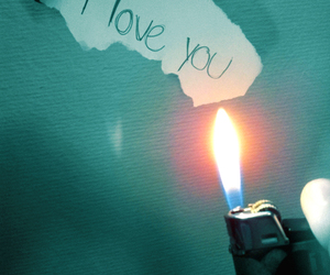 love, fire, and I Love You image
