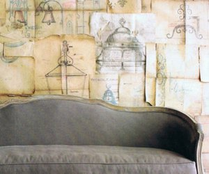 couch, design, and interior image