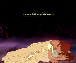 anastasia, Dimitri, and once upon a december image