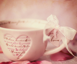 cup, ribbon, and tender image