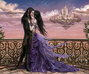 love and fantasy image