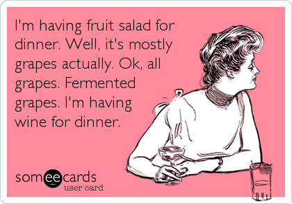college, dinner, and someecards image