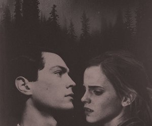 emma watson, harry potter, and tom riddle image