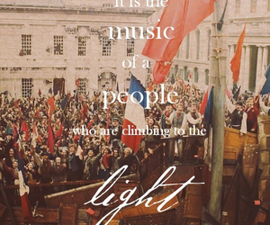 les miserables, music, and les mis image