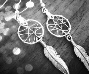 dreamcatcher and tribal image