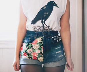 fashion, shorts, and outfit image
