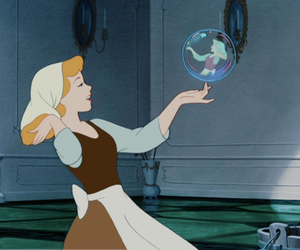animation, cinderella, and color image
