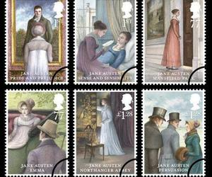 jane austen, mansfield park, and northanger abbey image