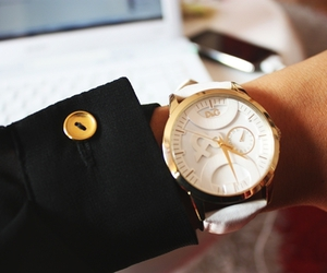 watch, fashion, and D&G image